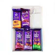 dairy milk chocolate gift packs. Contemporary Packs Cadbury Dairy Milk Silk Gift Pack Mini To Chocolate Packs D