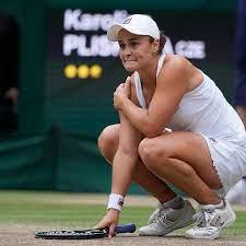 Ashleigh Barty Wins Wimbledon Women's ...