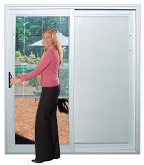 interesting patio doors with built in blinds sliding regard to door mini plan 13