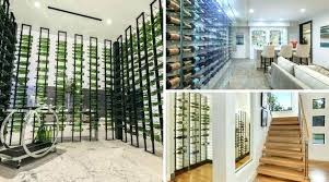 wine cellar under stairs glass wine cellars cellar under stairs wine cellar stair