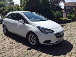 vauxhall corsa opel car from united kingdom
