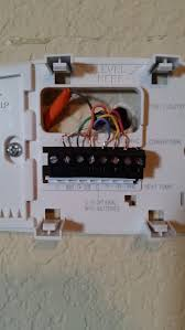 janitrol heat pump wiring diagram janitrol image replacing a goodman janitrol hpt 18 60 thermostat on janitrol heat pump wiring diagram