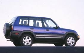 2000 Toyota RAV4 - Information and photos - ZombieDrive