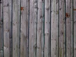 Wooden Horizontal Plank Fences Old Ones Reusage DMA Homes 2618
