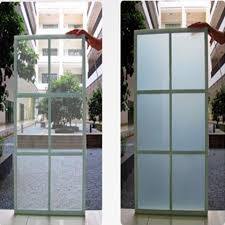 china switchable privacy laminated glass supplier pdlc electric control glass factory