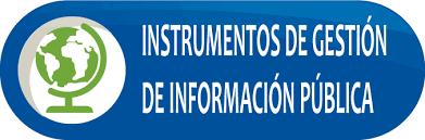 Resultado de imagen para Instrumentos de gestión de la información pública