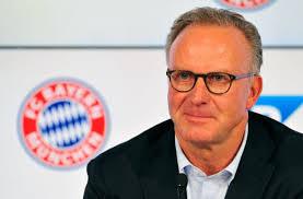 Dee kundra senior head of marketing & communications (americas) at fc bayern münchen. Bayern Munich Chief Steps Down As Eca Board Chairman