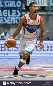 Jaime Smith during an action of Legabasket Serie A basketball match Stock  Photo - Alamy