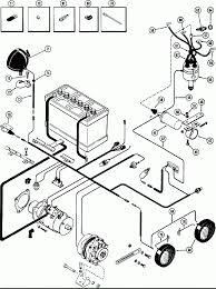 Alternator wiring diagram