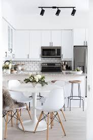 small eat in kitchen ideas beautiful white kitchen design stephanie sterjovski