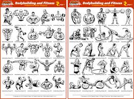 bodybuilding exercises pdf work out routine lose weight fast types nutrients low carb sweet snacks recipes easy way