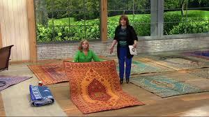 Mad Mats Turkish Indoor/Outdoor Reversible Floor Mat on QVC - YouTube