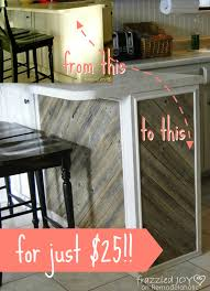 Repurposed Kitchen Island Remodelaholic Diagonal Planked Reclaimed Wood Kitchen Island