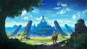 Zelda HD Wallpapers - Top Free Zelda HD ...