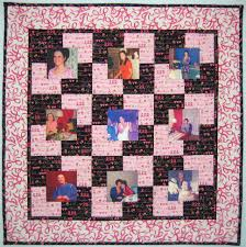Kootenay Custom Quilting, Photo Memory Blankets, Quilted Blankets & Memorial Quilt of my Mother Adamdwight.com