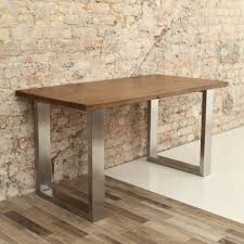 stainless steel legs for furniture.  furniture u shaped stainless steel legs dining table throughout for furniture l