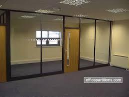 office glass doors. Glass Partition Office Doors