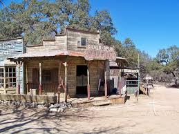 27 wild west town