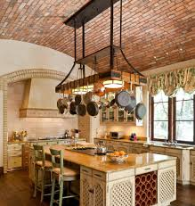 Hanging Kitchen Pot Rack Contemporary Pot Rack Accessories And Hardware Kitchen