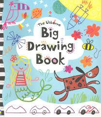 nav nav nav big drawing book usborne