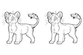 Small Picture Lion Template Animal Templates Free Premium Templates