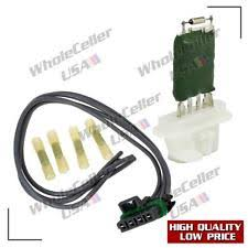 chevrolet ssr a c heater controls for 04 12 gmc canyon chevy colorado heater blower resistor gmc w plug 15218254 fits chevrolet ssr