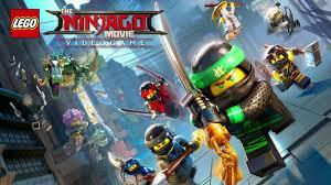 The Lego Ninjago Movie Game Cover Wallpaper - Lego Ninjago Movie Videogame  - 1920x1080 Wallpaper - teahub.io
