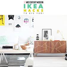 ikea modern furniture. 37 Mid Century Modern IKEA Hacks Ikea Modern Furniture