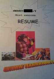 Resume Funny Free Resume Example And Writing Download