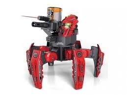 <b>Радиоуправляемый боевой робот-паук</b> Space Warrior, лазер ...