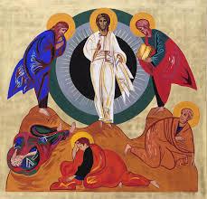 Resultado de imagen de Transfiguración