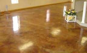 diy concrete floor stained concrete floors cost diy cement floor staining