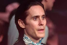 Jared Leto wears an eyebrow-raising ...
