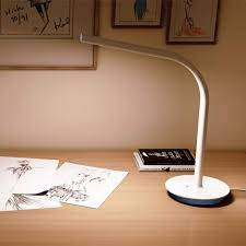 XIAOMI MIJIA Đèn Bàn Học Philips 2S Đèn LED Thông Minh Để Bàn Uốn Đèn Học