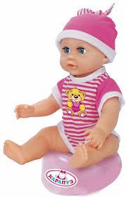 <b>Кукла Карапуз</b> Пупс с <b>аксессуарами</b> 25 см - купить в Москве: цены ...