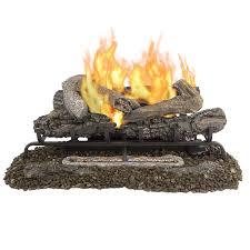pleasant hearth 30 in 33000 btu dual burner vent free gas fireplace