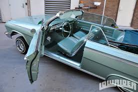 1962 Chevrolet Impala SS Convertible Front Right Side View Photo 4 ...