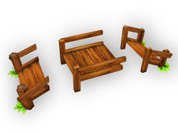 Wooden Bridge Game Bridge low poly by playdesign 100DOcean 65