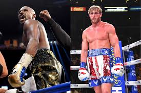 Floyd Mayweather vs Logan Paul Is The Most Depressing Thing To Happen To  Boxing (This Week) - GQ