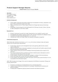 Technical Support Resume Examples Resume Bank