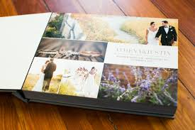 Wedding Photos Albums Boston Flush Mount Wedding Album Designer Zev Fisher Creates