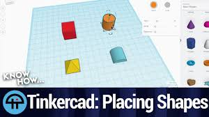 Tinkercad 3d Design Software Starting 3d Design With Tinkercad