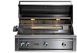 lynx professional grill series l42trng open