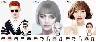 Hairstyle Simulator App best hairstyle apps 2017 for men and women to try new hair style 5661 by stevesalt.us