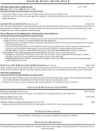 Boston College Resume Template Investment Banking Resumes Investment