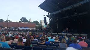 Uptown Amphitheatre At Nc Music Factory Seating Chart Venue With Charlotte Skyine Picture Of North Carolina