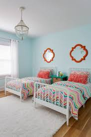 baltimore pottery barn teen chandelier with eclectic decorative pillows kids transitional and quatrefoil mirror white bed