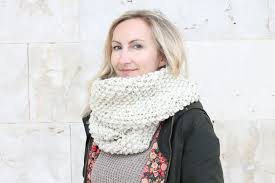 Knitted Infinity Scarf Pattern Cool Design
