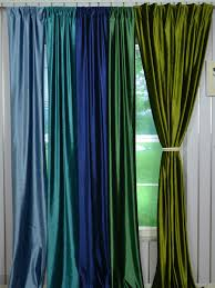 63 inch 96 inch whitney green and blue solid blackout grommet velvet curtains 63 inch 96 inch whitney green and blue solid blackout grommet velvet curtains