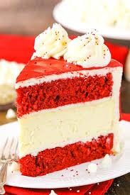 Red Velvet Cheesecake Cake Recipe | Classic Red Velvet Recipe